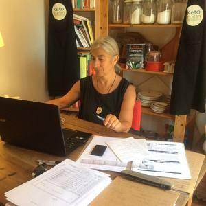 Consultas personalizadas sobre la dieta cetogénica por Skype
