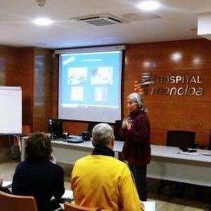 Presentación Dieta Cetogénica en Hospital Moncloa