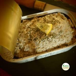 Receta de Cocina Cetogénica para Rillettes de Sardinillas