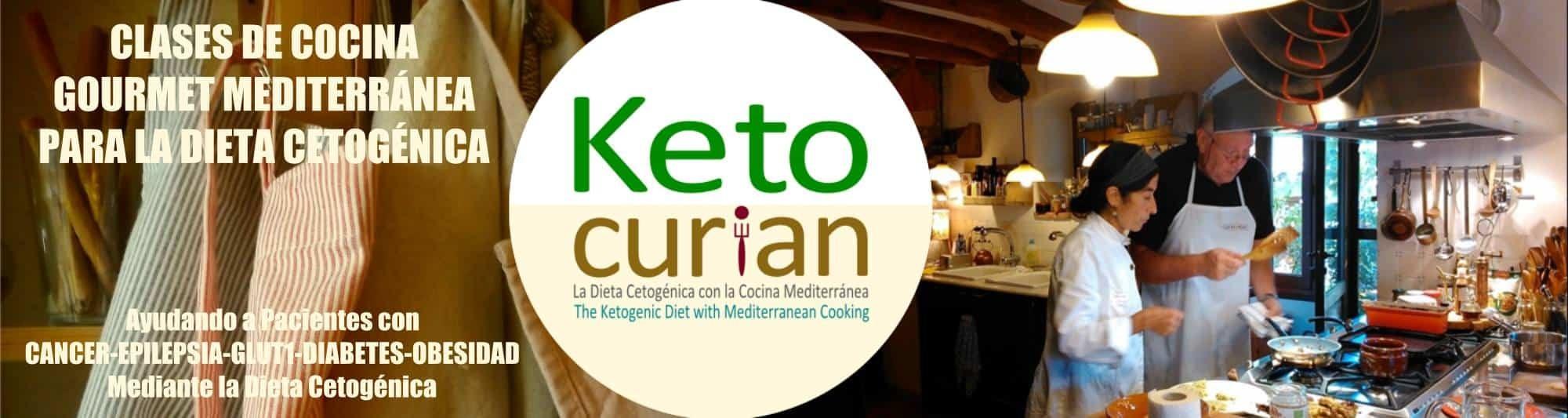 Ketocurian Cocina para la Dieta Cetogénica Gourmet