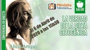 La Verdad de la Dieta Cetogénica-Charla en Mindalia Televisión