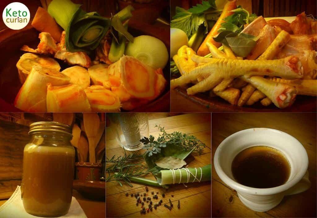 Caldo de huesos, el super alimento para la dieta cetogénica