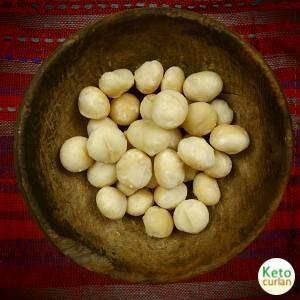 Nueces de Macadamia,un alimento clave en la cocina cetogénica